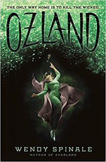 KISS THE BOOK: Ozland by Wendy Spinale - ADVISABLE