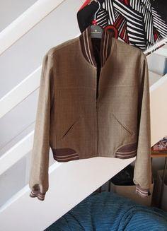 À vendre sur #vintedfrance ! http://www.vinted.fr/mode-femmes/teddy/30412485-veste-teddy-no-name-coloris-tweed