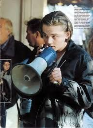 Leonardo DiCaprio on set of 'Celebrity' I should do school Leonardo Dicapro, Young Leonardo Dicaprio, Titanic Movie, Film Aesthetic, Celebs, Celebrities, Celebrity Crush, Pretty Boys, Handsome