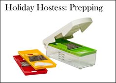 Hi everyone. I'm back with another addition to the Holiday Hostess Series.  This time we are talking prepping. This is the one thing that I can't stress enough!! Prep as much as you can befor...