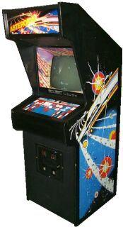 Arcade Games - Asteroids Arcade Game (1979)