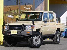 70 GRJ79K ×ARBLINE-XTOYOTA Landcruiser70 PickUp Pick Up, Landcruiser 79 Series, Backyard Projects, Toyota Land Cruiser, Pickup Trucks, Motor Car, Military Vehicles, Offroad, Dream Cars