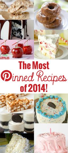Confessions of a Cookbook Queen Most Pinned Recipes 2014