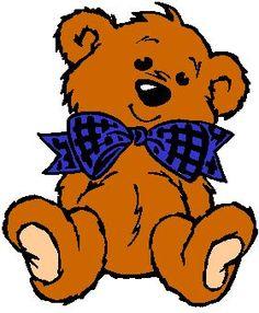 teddy bear clip art t bears 2 clipart pinterest teddy rh pinterest com