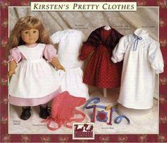free downloads for original American Girl patterns