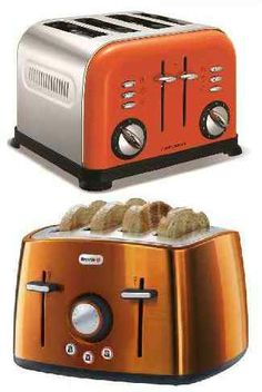 compact 2 slice toaster orange toasters and compact. Black Bedroom Furniture Sets. Home Design Ideas