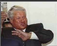Трезвенник Ельцин