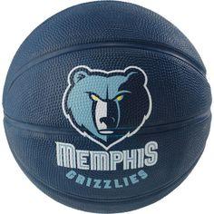 Spalding Memphis Grizzlies Mini Basketball, Team