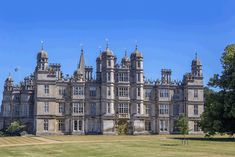 Burghley House, Linc