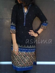 Code:2404150 Rs.1490/- SOLD OUT Free Shipping to all courier destinations in India Churidar Pattern, Kurta Patterns, Churidar Designs, Kurta Designs Women, Oriental Fashion, Indian Fashion, Indian Dresses, Indian Outfits, Salwar Kurta