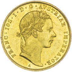Dukat 1857 A Gold