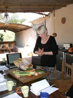 Vruchtbaar voedsel workshop