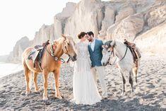 Kiara and Jake   George Liopetas Wedding Bride, Wedding Blog, Wedding Couples, Wedding Stuff, August Bride, Seashell Wedding, Santorini Wedding, Creative Wedding Ideas, Romantic Destinations