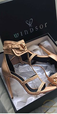 Gorgeous Heels from @windsorstore