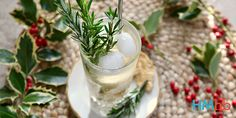 Whole30 Holiday Mocktails for Mama