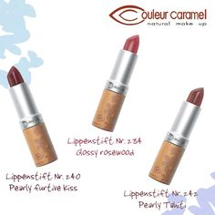 Mooie kleuren lippenstift