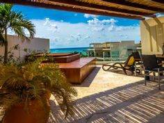 PLAYA DEL CARMEN 3 NIGHTS $1.460 3/9 TO 3/12 Ocean Penthouse with PRIVATE Beach Club - Full Service by BRIC Vacation RentalsVacation Rental in Playa del Carmen from @homeaway! #vacation #rental #travel #homeaway