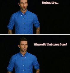 Adam Adam And Behati, My Baby Daddy, Adam Levine, Tv Quotes, Maroon 5, Shakira, Best Shows Ever, Movies And Tv Shows, The Voice