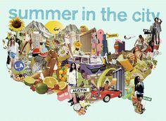 summer in the city -- ciara phelan