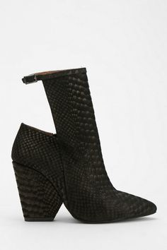 Jeffrey Campbell Norwalk Scaled Cutout Boot