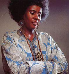 "Song of the Day Courtesy of Solange: Alice Coltrane, ""Turiya & Ramakrishna"" - Saint Heron"