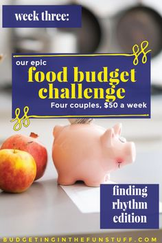 Food Budget Challenge   Getting into a Frugal Food Groove   How to Save Money on Groceries