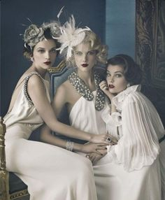 Gatsby Style (gorgeous photo)