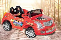 Kids' Electric Ride-On Car