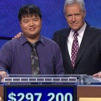 """The long-time host of """"Jeopardy!"""" has entered the record books."""