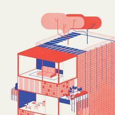 """Green House"" by Veronica Cerri"