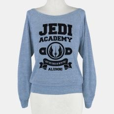 Jedi Academy Alumni | T-Shirts, Tank Tops, Sweatshirts and Hoodies | HUMAN