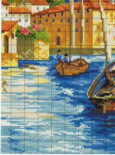 Caballos,Abecedarios punto de cruz graficos gratis y mucho mas... Funny Cross Stitch Patterns, Cross Stitch House, Cross Stitch Landscape, Diy Christmas Ornaments, Cross Stitch Embroidery, Needlepoint, Projects To Try, Tapestry, Canvas