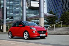 Discover the Vauxhall ADAM city car range and customise yours today. Choose from ADAM's three styles, the tough ADAM Rocks or the sporty, powerful ADAM S. Opel Adam, Cars Uk, City Car, First Car, Vehicles, Car, Vehicle, Tools