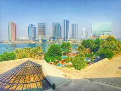Le Meridien Abu Dhabi, um hotel tipicamente árabe em todos os aspectos
