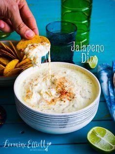 Easy Jalapeno Sour Cream Dip