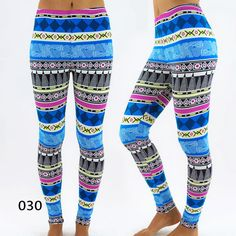 Fashion Women's Pattern Print Stretch Leggings by TDcollections, $13.00 Print Leggings, Tight Leggings, Pattern Print, Print Patterns, Cocktail Wear, Clubwear, Color Patterns, Trending Outfits, Womens Fashion