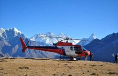 Helicopter tour packages are suitable for individual or group travelers what are limited by time and physical fitness to walk the entire trekking routes in the remote areas. The Helicopter ride adventure offers the wonderful opportunity to enjoy the high Himalayan sight in a comfortable and safe way.