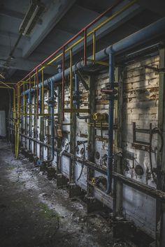 Abandoned-Russian-porcelain-factory
