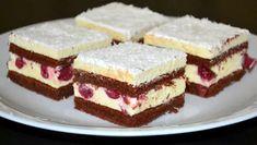 No Cook Desserts, Mini Desserts, Sweets Recipes, Baby Food Recipes, Cookie Recipes, Romanian Desserts, Homemade Cakes, Desert Recipes, Dessert Bars