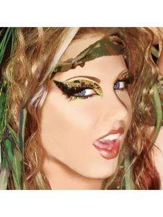Camo Makeup!