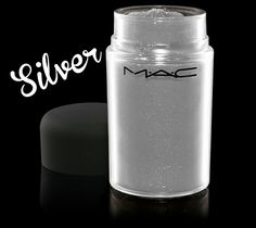 Silver pigment by MAC