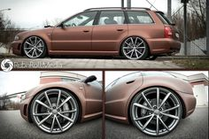 Audi wagon.
