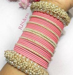 Bracelets for Women – Fine Sea Glass Jewelry Indian Jewelry Earrings, Indian Jewelry Sets, Indian Wedding Jewelry, Indian Bridal, Antique Jewellery Designs, Fancy Jewellery, Bead Jewellery, Jewelry Design, Bridal Bangles