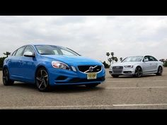 2013 #Audi S4 AWD vs 2013 #Volvo S60 T6 AWD R-Design! [Head 2 Head Episode 34]