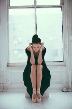 Lauren Lovette, principal dancer New York City Ballet. Photograph (c) Karolina Kuras