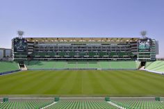 ¡La casa de los guerreros del Club Santos Laguna! Pumas, Football Stadiums, Football Soccer, Club Santos, As Roma, Real Madrid, Mexico, Sports, Animals