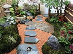 More info on japanese tea garden aspects Japanese Garden Zen, Japanese Landscape, Japanese Gardens, Japanese Style, Outdoor Pergola, Backyard Patio, Small Gardens, Outdoor Gardens, Zen Gardens