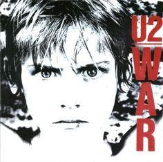 Caratula Frontal de U2 - War