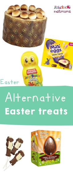 The best Easter eggs and treats for all the family - from just £1.You may have noticed tempting Easter eggs and other goodies filling the shelves of your local supermarket for the past few weeks, and we think you should stock up soon, as things do sell out fast nearer the time!Whether you're buying for a chocolate connoisseur, an egg-loving preschooler or a health-conscious vegan - we've rounded up our top buys.Happy Easter! Easter Food, Easter Treats, Easter Recipes, Easter Eggs, Easter Presents, Mini Eggs, Easter Celebration, Egg Hunt, Happy Easter