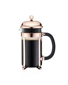 Bodum Chambord Copper Glass, Set of 2 | Bloomingdale's Copper French Press, Best French Press Coffee, French Coffee, Turkish Coffee, Coffee Brewing Methods, Cold Brew At Home, Copper Glass, European Cup, Chambord